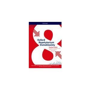 Oxford Repetytorium Ósmoklasisty. Teacher's Pack + Class Audio CD
