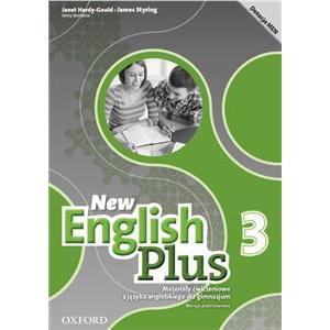 New English Plus 3. Materiały Ćwiczeniowe (Wersja Podstawowa) (Do Wersji Wieloletniej)