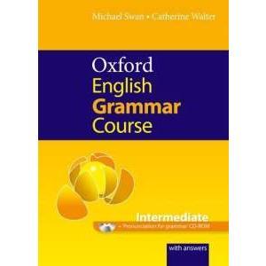 Oxford English Grammar Course Intermediate. Podręcznik z Kluczem + CD