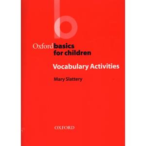 Oxford Basics for Children - Vocabulary Activities