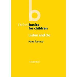 Oxford Basics for Children Listen and Do