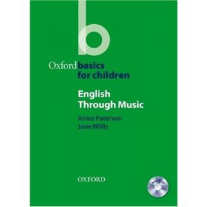 Oxford Basics for Children - English Through Music +CD