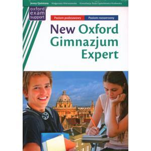 New Oxford Gimnazjum Expert.   Extender Pack (+ Extra Practice) + CD-ROM