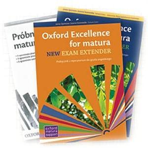 Oxford Excellence Matura 2011 Extender PK (WB & Tests ) PL