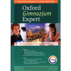 Oxford Gimnazjum Expert   Nowe Wydanie