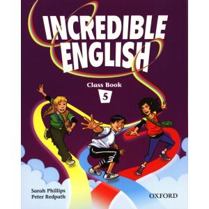 Incredible English 5    Podręcznik