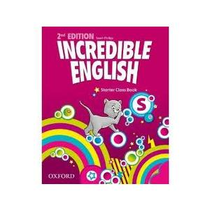 Incredible English Starter Second Edition. Podręcznik