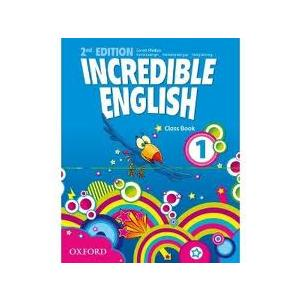 Incredible English 1 Second Edition. Podręcznik