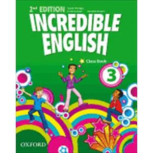 Incredible English 3 Second Edition. Podręcznik