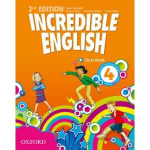 Incredible English 4 Second Edition. Podręcznik