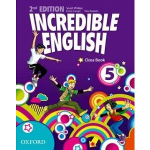 Incredible English 5. 2nd edition. Class Book
