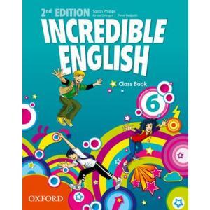 Incredible English 6 Second Edition. Podręcznik