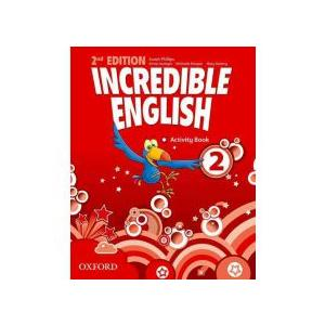 Incredible English 2 Second Edition.  Ćwiczenia