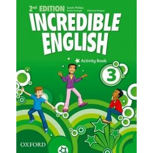 Incredible English 3 Second Edition. Ćwiczenia