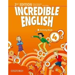 Incredible English 4. 2nd edition. Activity Book