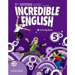 Incredible English 5. 2nd edition. Activity Book