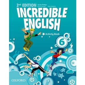 Incredible English 6 Second Edition. Ćwiczenia