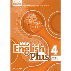 New English Plus 4. Teacher's Power Pack