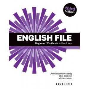 English File Beginner. Ćwiczenia bez Klucza