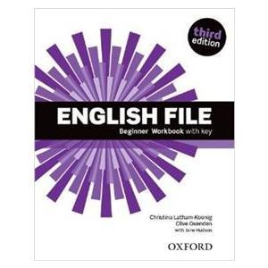 English File Beginner. Ćwiczenia z Kluczem