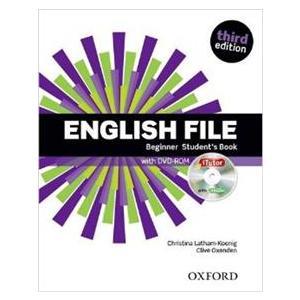 English File Beginner. Podręcznik + DVD