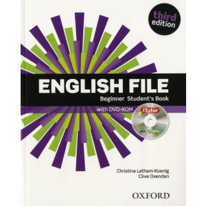 English File. Third Edition. Begginer Student's Book