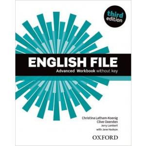 English File Third Edition Advanced Workbook Bez Klucza