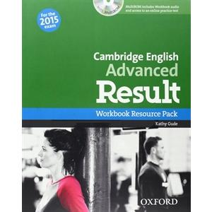 Cambridge English Advanced Result 2015 Workbook without key