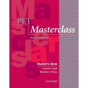 PET Masterclass SB Pack