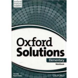 Oxford Solutions Elementary. Ćwiczenia
