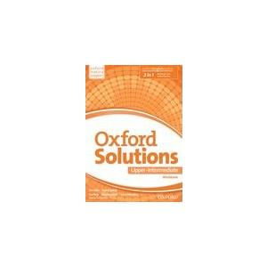 Oxford Solutions Upper Intermediate. Ćwiczenia + Online Practice