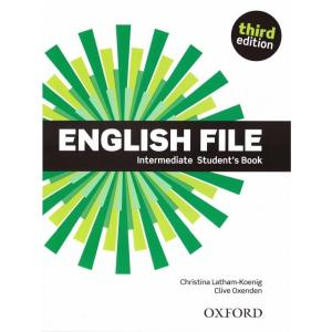 English File Intermediate. Podręcznik