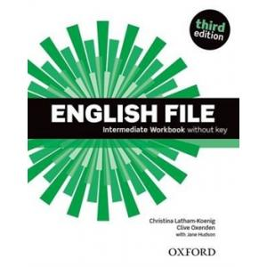 English File Intermediate. Ćwiczenia bez Klucza + CD