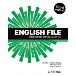 English File Intermediate. Ćwiczenia z Kluczem + CD