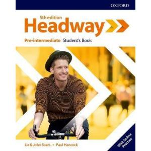 Headway Pre-Intermediate 5th Edition. Podręcznik + Online Practice