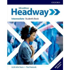 Headway Intermediate 5th Edition. Podręcznik + Online Practice
