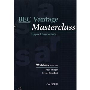 BEC Vantage Masterclass. Ćwiczenia z Kluczem + CD