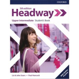 Headway. 5th edition. Upper-Intermediate. Student's Book + Online Practice