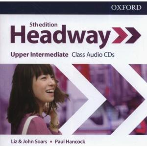 Headway. 5th edition. Upper-Intermediate. Class CD