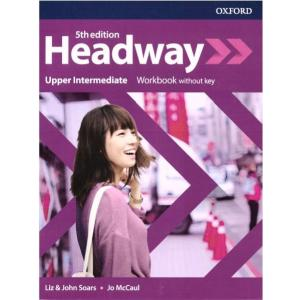 Headway. 5th edition. Upper-Intermediate. Workbook without key