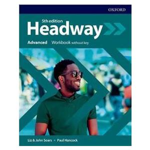 Headway. 5th edition. Advanced. Workbook without key