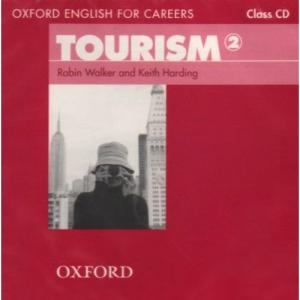 Tourism 2. Oxford English for Careers. CD do Podręcznika