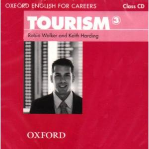 Tourism 3. Oxford English for Careers. CD do Podręcznika