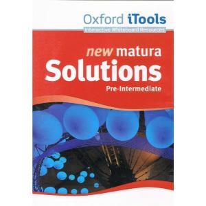 New Matura Solutions Pre-Intermediate. Oprogramowanie Tablicy Interaktywnej