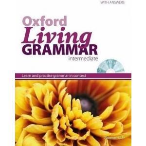 Oxford Living Grammar Intermediate. Podręcznik + CD