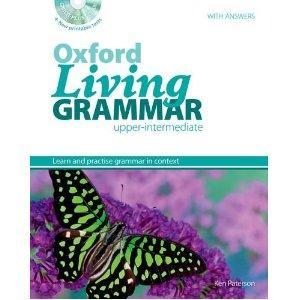Oxford Living Grammar Upper-Intermediate.   Podręcznik + CD