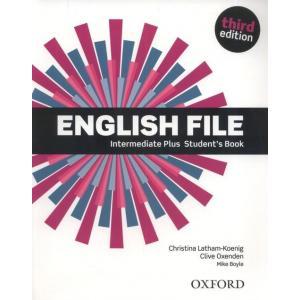 English File Intermediate Plus. Podręcznik