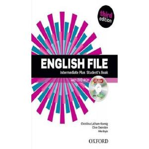 English File Intermediate Plus. Podręcznik + DVD