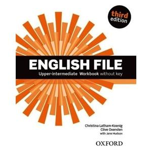 English File. 3rd edition. Upper-Intermediate. Workbook without key
