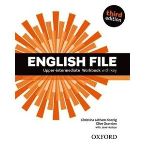 English File Upper Intermediate. Ćwiczenia z Kluczem + CD
